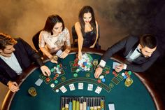 play poker free on line